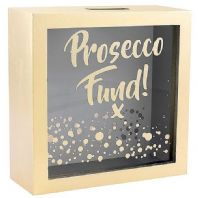 LARGE BOXED PROSECCO MONEY SAVER BOX GREAT GIFT FOR PROSECCO LOVERS FRIENDS